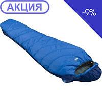 Спальный мешок Millet BAIKAL 750 LONG SKY DIVER/ULTRA BLUE RIGHT, фото 1