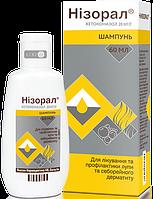 НИЗОРАЛ, Janssen уп. №1 шампунь 20 мг/г бутылка 60 мл