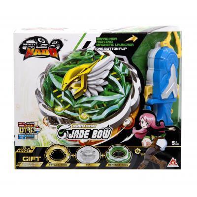 Волчок AULDEY Infinity Nado V серия Advanced Jade Bow Нефритовый Лук (YW634403)