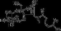 1-Деокси-4-O--D-галактопиранозил-1-[(4R)-4-(2-метилпропил)-2-оксо-1-пирролидилил]--D-фруктофураноза, 10 мг