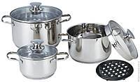 """Набір посуду 7 предметів. Артикул: 26-238-001. TM """"Krauff"""""""