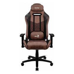 Геймерське крісло Aerocool Duke Punch Red