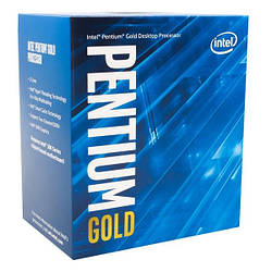 Процесор Intel Pentium Gold G6500 (BX80701G6500)