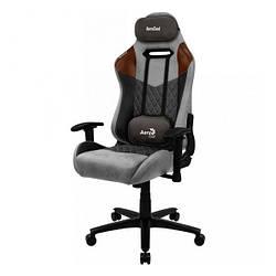 Геймерське крісло Aerocool Duke Tan Grey