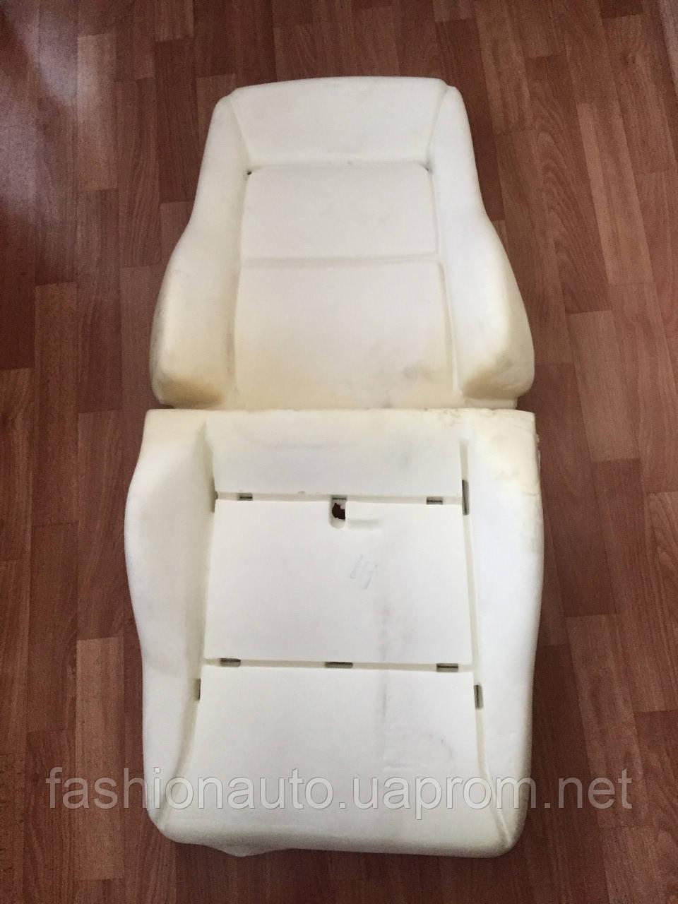 Пенолитье поролон  сидений 2108-2109-099, 2113-2114-2115  (спинка+ подушка) комплект на 1 сиденье