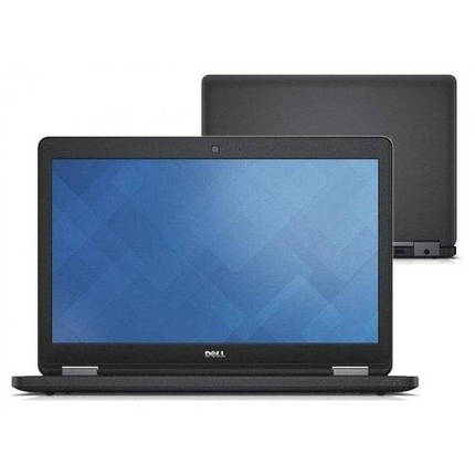 Ноутбук Dell Latitude E5570-Intel Core-i5-6300U-2,40GHz-8Gb-DDR4-128Gb-SSD-W15.6-FHD-IPS-Web-(С)- Б/У, фото 2