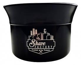 Чаша для гоління TSF чорна