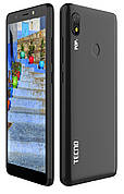 Смартфон Tecno POP 3 (BB2) 1/16Gb Dual SIM Sandstone Black (Черный)