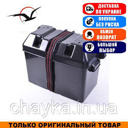 Ящик для аккумулятора Weekender (32.7х17.7х22.7см. Внутренний). C11527 (аккумуляторный ящик);