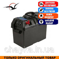 Ящик для аккумулятора Weekender (34.0х19.1х22.6см. Внутренний) +USB зарядка, два порта -1A+2A. C11517;