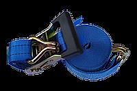 Стяжний ремінь 40 мм*6 м / 1,0 KdaN / Економ, фото 1