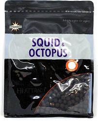 Бойлы тонущие Dynamite Baits Squid&Octopus 10 мм 1 кг
