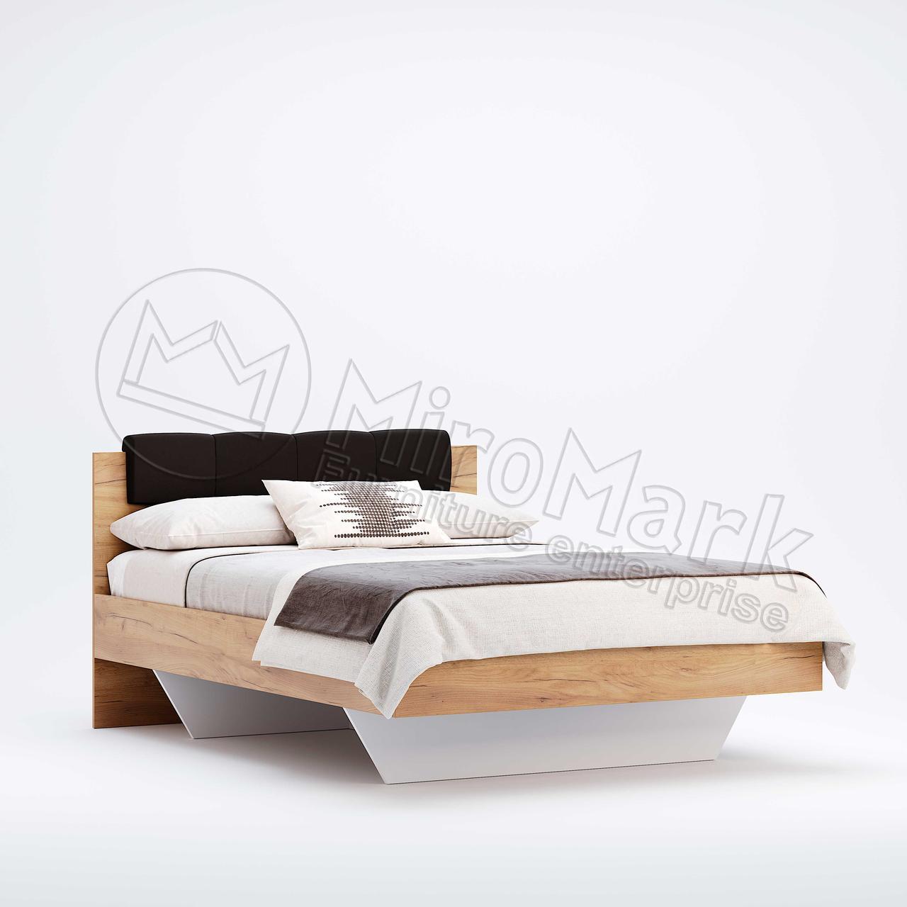 Ліжко 1,4х2,0 без каркасу