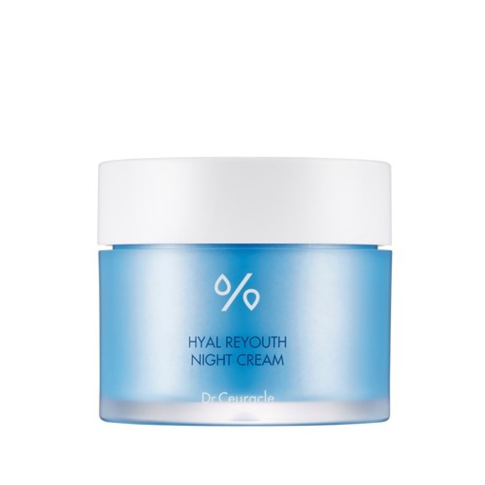 Увлажняющий ночной крем с гиалуроновой кислотой Dr.Ceuracle Hyal Reyouth Night Cream, 60 гр