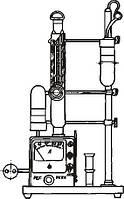 Прибор ПТП-М (определения температуры плавления твердых веществ) ТУ 92-891.011-90 (234)