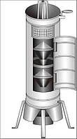 Аппарат БИС-1У универсальный, для смешивание образцов зерна