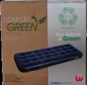Надувная кровать Bestway 67379 Comfort Green Single