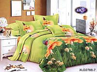 Комплект постельного белья №пл107  Полуторный, фото 1