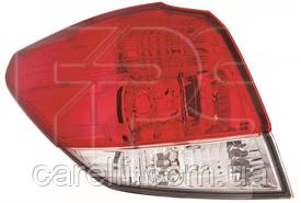 Фонарь задний левый внешний WAGON для Subaru Legacy 2009-14