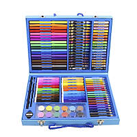 Набор для детского творчества и рисования Painting Set 106 Синий (6270-19241)