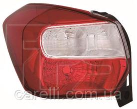 Ліхтар задній лівий для Subaru XV 2012-17