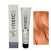 Безаммиачная крем-краска для волос Elea Professional Artisto Color Toner-Lux 0.34 Золотисто-медный 100 мл