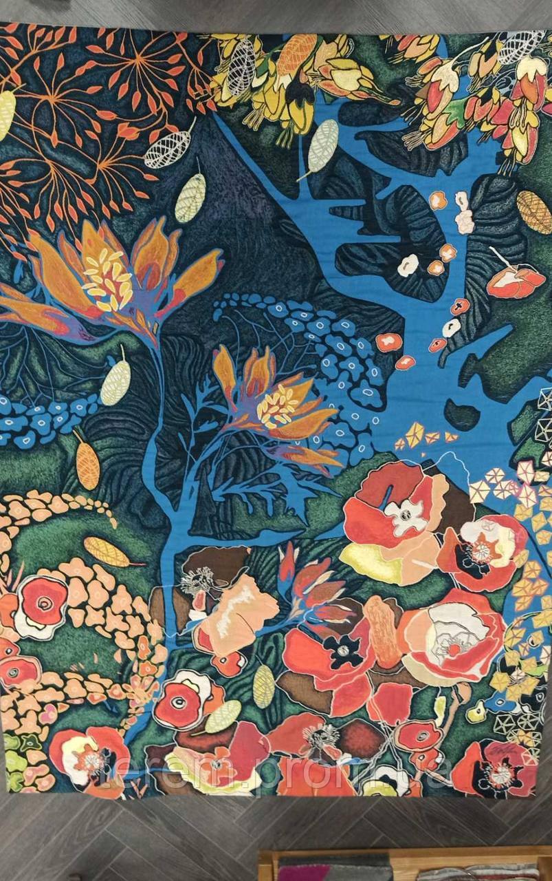 Гобелен Jules Pansu Le Jardin de Tal с подкладкой 200x145см