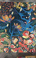 Гобелен Jules Pansu Le Jardin de Tal с подкладкой 200x145см, фото 1