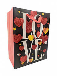 """Подарочный пакет 212S """"LOVE"""" (212S-1)"""