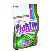 Пральний порошок PRAKTIK universal 3 кг/339/