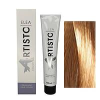 Безаммиачная крем-краска для волос Elea Professional Artisto Color Toner-Lux 0.72 Коричнево-фиолетовый 100 мл