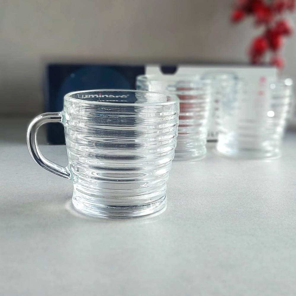 Набор чайных чашек Luminarc Rynglit 200 мл (N8020)