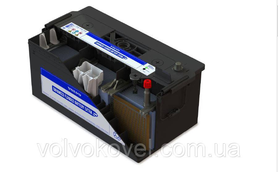 Аккумулятор (225Ah, 1150А) заряженный