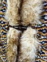 Безрукавка на меху с опушкой 54, фото 5