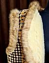 Безрукавка на меху с опушкой 54, фото 7