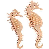 3D пазл Игрушки из дерева Морские коньки Ш011с, КОД: 2436626