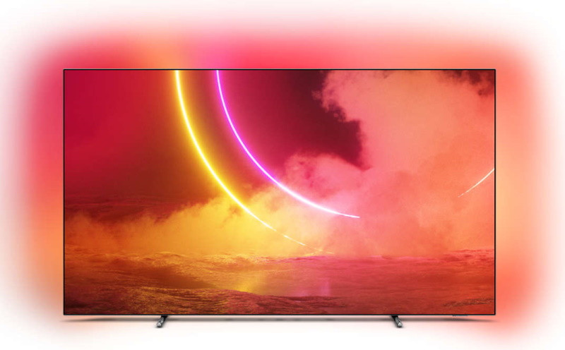 Телевизор Philips 65OLED805