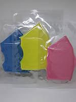 Маска Pitta для лица детская многоразовая Ogaya набор 3 шт.