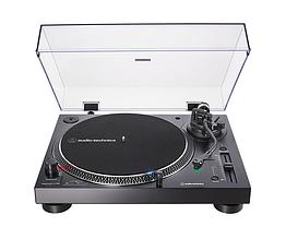 Вініловий програвач Audio-Тесһпіса AT-LP120X USB Black