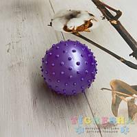 Массажный мячик Фиолетовый