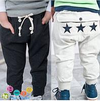 Детские брюки на эластичном поясе, фото 1