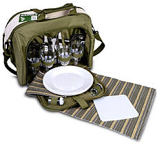 Набор для пикника на 4 персоны Ranger Meadow, фото 3