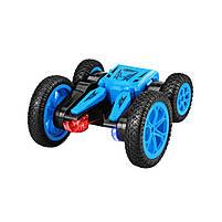 Детская трюковая машинка YDJIA D850 Blue вездеход-перевертыш с дистанционным управлением, фото 3