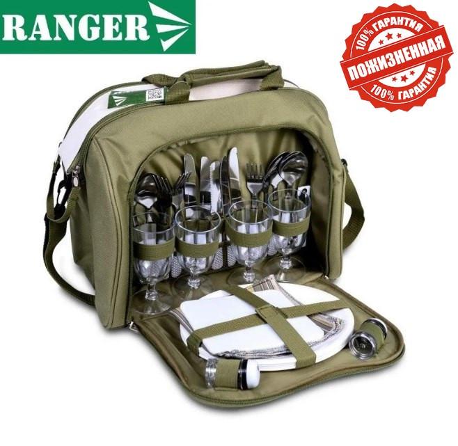 Набор для пикника на 4 персоны Ranger Meadow