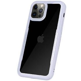 "TPU + PC чохол G-Case Shock Crystal для Apple iPhone 12 Pro Max (6.7 "")"