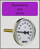 Термометр WATTS 0-120 °C