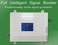 900+(1800)+2100MHz Усилитель мобильной связи, Репитер GSM + (DCS 4G)+ 3G WCDMA  65/70dB (20dBm) СКИДКА !!!!!, фото 1