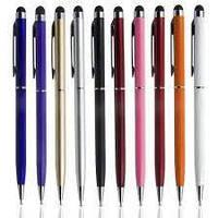 Стилус+шариковая ручка ,Китай в очень хорошем качестве,разные цвета.