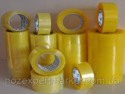 Скотч упаковочный прозрачный - 48 мм × 350м, фото 2