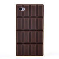 """Силиконовый чехол """"Шоколадка"""" для Iphone 4/4S"""